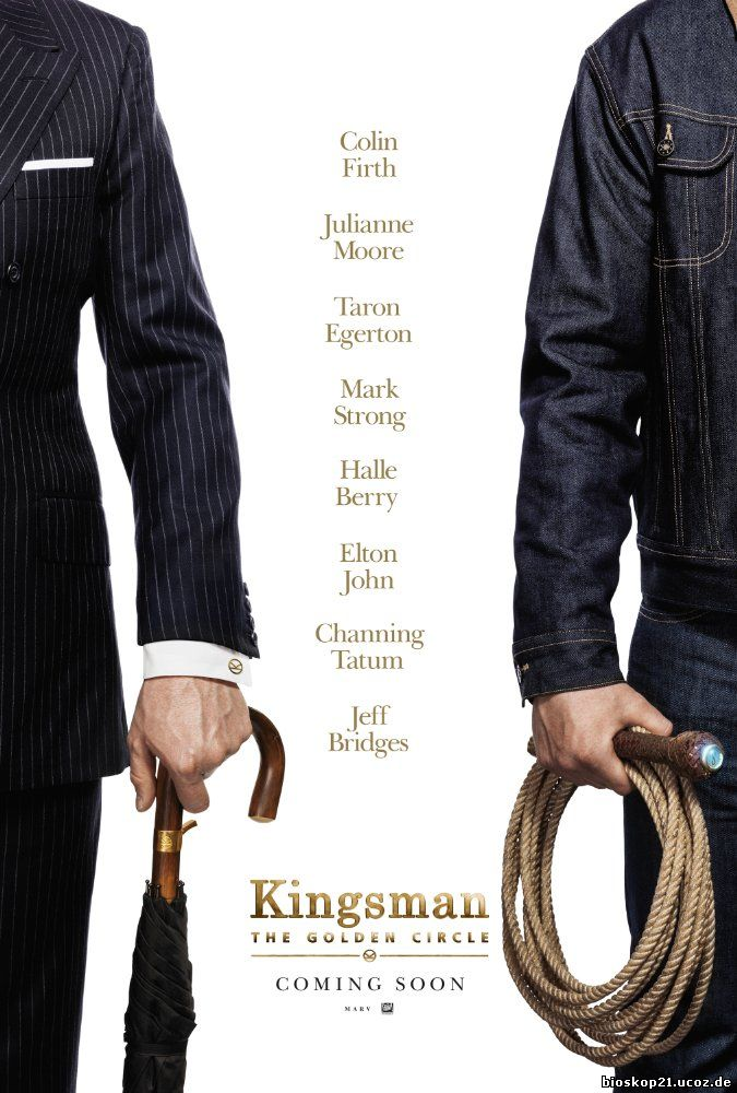Kingsman: The Golden Circle (2017)